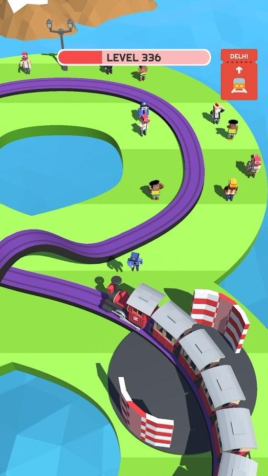 开火车去旅行游戏安卓版 v1.5.6