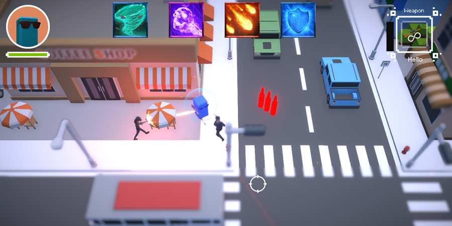 方块暴徒游戏安卓版 v1.0