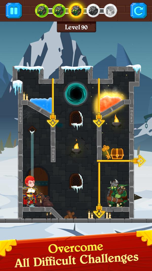 拉针救英雄2游戏最新版 v1.0.0