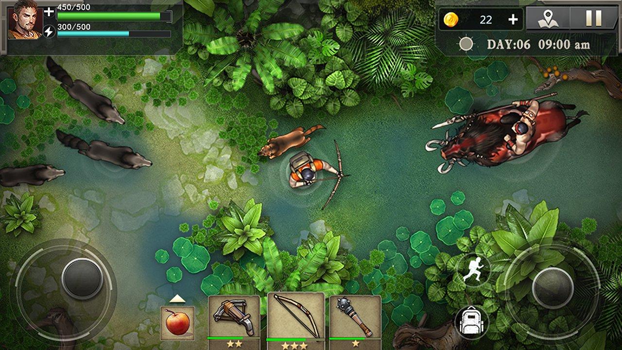 孤岛方舟生存进化无限金币内购破解版(Survival Ark)图片1